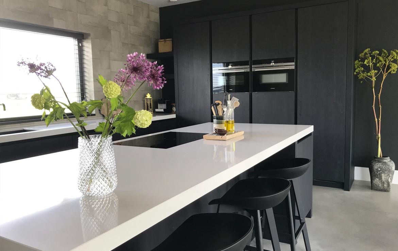 keuken modern verkerk interieurbouw oudewater groene hart
